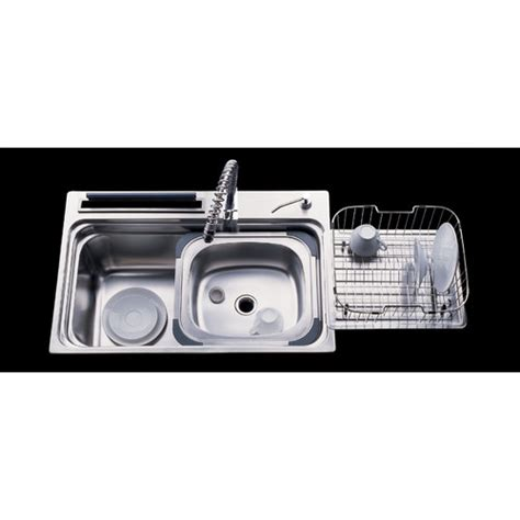 single kitchen sink accessories versastyle large single bowl kitchen sink with