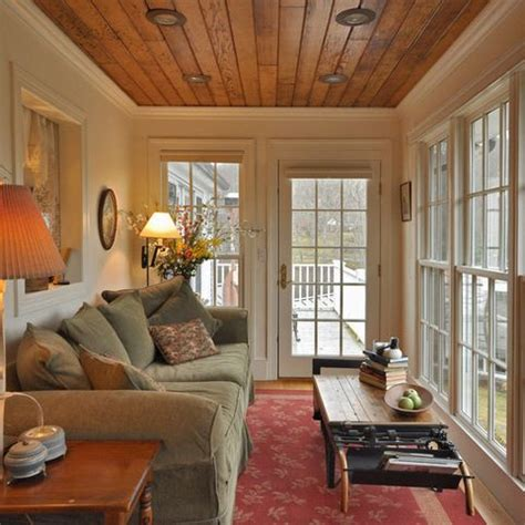 Sunroom Remodel Ideas by Enclosed Porch Design Ideas Pictures Remodel And Decor