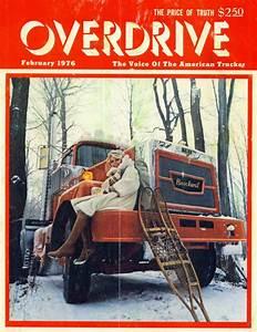 trucker magazine calendar of the 1970s flashbak