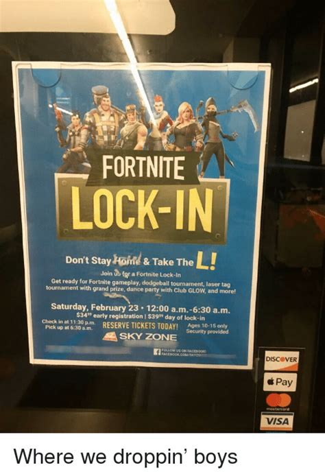 fortnite lock  dont stayhoinie    join