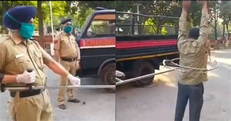 Chandigarh Cops Come Up With Brilliant Jugaad To Nab