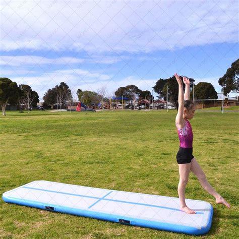 gymnastics mat ebay usa stock air track floor home gymnastics tumbling mats