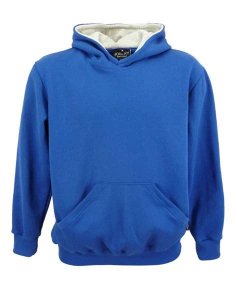 Royal Blue Hoodie Mens - Trendy Clothes