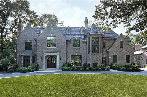 english tudor  build  highland park il homes