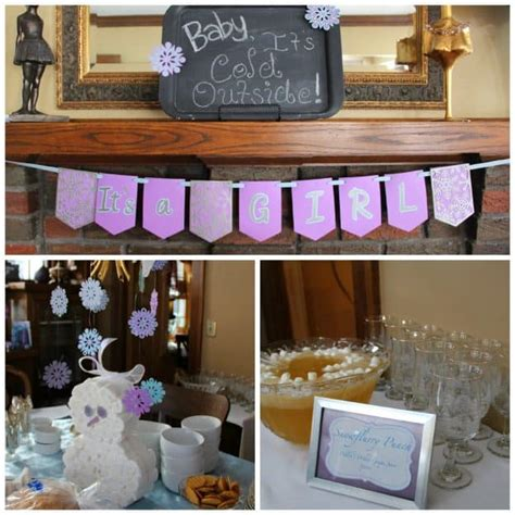 Baby Its Cold Outside Baby Shower Suburban Wife City Life