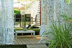 Rideau Exterieur Pour Terrasse : rideau camouflage pour terrasse jardin outdoor shade ~ Farleysfitness.com Idées de Décoration