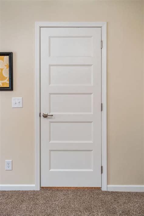 White 5 Panel Door   Commodore of Pennsylvania