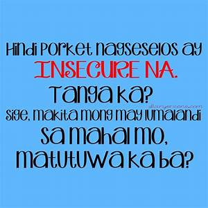BOY GIRL QUOTES TAGALOG image quotes at hippoquotes.com