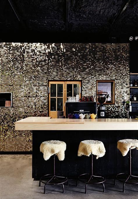 backsplash for black and white kitchen 26 beautiful glam kitchen design ideas to try digsdigs
