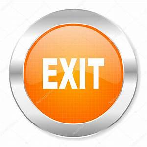 Exit Icon  U2014 Stock Photo  U00a9 Alexwhite  29855969