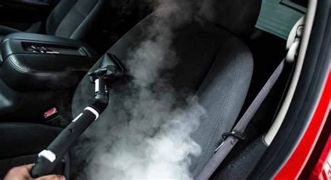 steam cleaner  cars  automotive upholstery