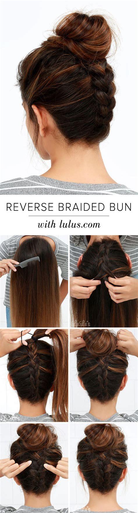20 easy elegant step by step hair tutorials for long