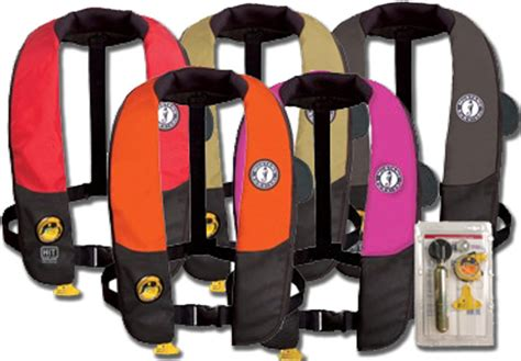 Mustang Hydrostatic Inflatable Automatic Pfd Tent Sale