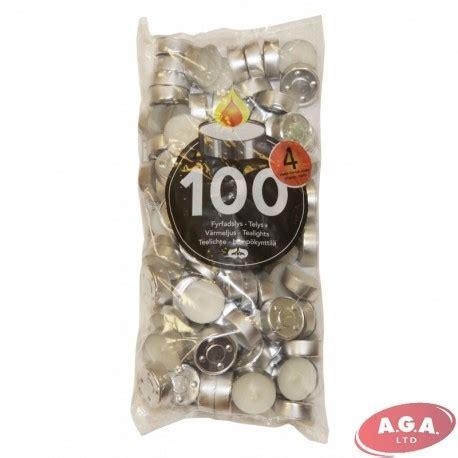 Tējas sveces 100 gb - SIA A.G.A LTD