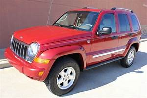 Buy Used 2005 Jeep Liberty Diesel 4x4 Sunroof Heated Seats Crd Limited Leather 2 8l In Houston