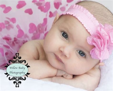 months willow baby photography photography