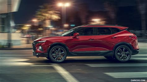 2019 Chevy Blazer Wallpaper by 2019 Chevrolet Blazer Rs Side Hd Wallpaper 4