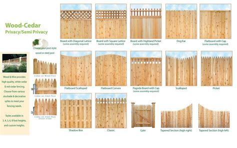 Board On Board Wood Fence Designs