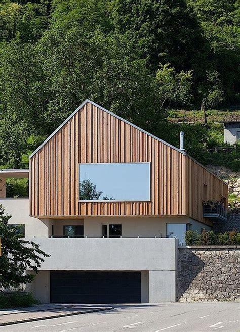 Moderne Häuser Aus Beton by Architektur Ein Modernes Beton Wohnhaus An Der Donau