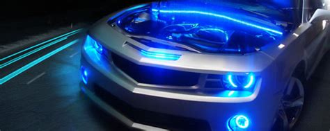 St Louis Custom Car Lighting Installation