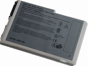 Dell M9014 Battery 4400mah 6 Cells Replacement Dell M9014