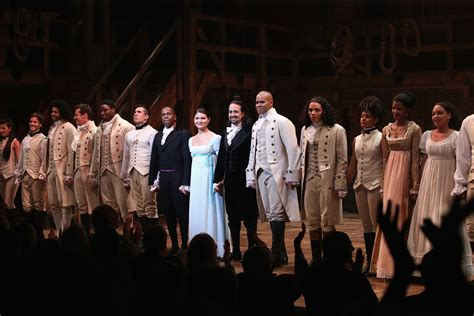 Before The 'Hamilton' Cast Performs At The Grammys, Get To ...
