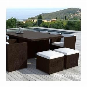 Chaise De Jardin En Resine : table et chaise de jardin en resine ~ Farleysfitness.com Idées de Décoration