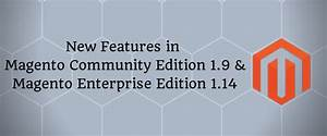 New features in magento community edition ce 19 and for Magento community templates