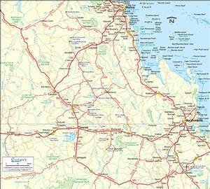 Emerald - Central Highlands - Queensland - Maps