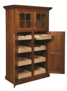 storage furniture for kitchen amish mission rustic kitchen pantry storage cupboard roll shelf heritage wood