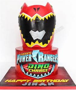 Celebrate with Cake!: Power Rangers Dino Charge