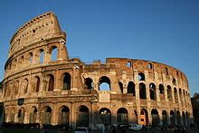 Free Colosseum In Rome by Colosseum