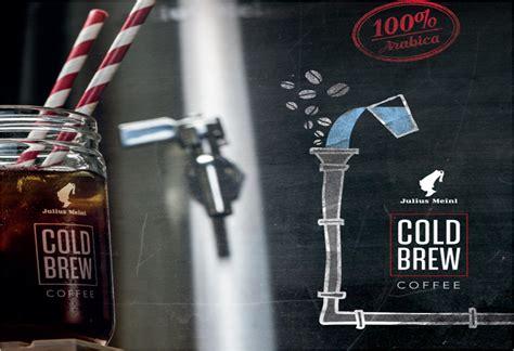 Cold Brew kafijas koncepts