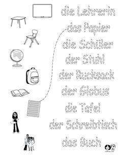 german worksheets  children deutsch fuer