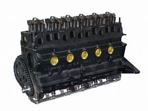 Remanufactured 4 0 242 Jeep Engine 1987