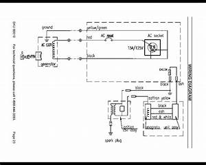Where Ca I Find A Diagram For A 2hp Chicago Electric Generator 800  900q