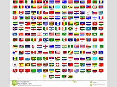 Flags Of The World Royalty Free Stock Photos Image 12980818