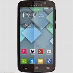 Alcatel One Touch Pop C3 User Guide Manual