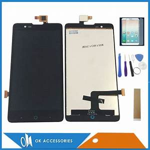 For Zte Blade L3 Plus Hn V993w Lcd Display Touch Screen