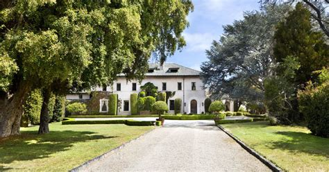 elon musk puts hillsborough home   market   million curbed sf