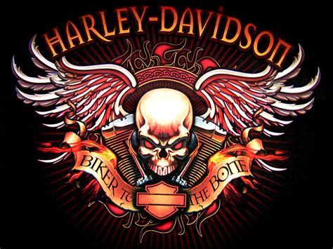 Harley-davidson Wallpaper And Background Image