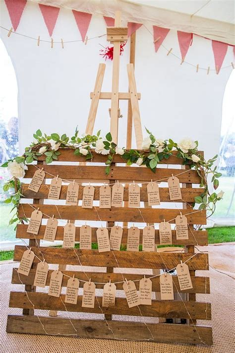 diy wood pallet wedding ideas whittney board pallet