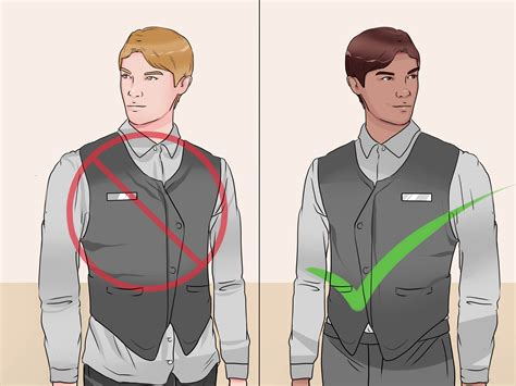 how to look presentable while working in a restaurant 15