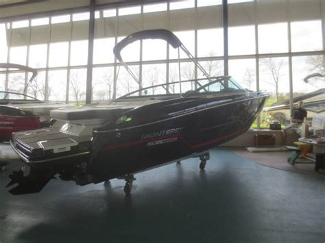 Monterey Deck Boats For Sale by Used Monterey Deck Boat Boats For Sale Page 2 Of 2