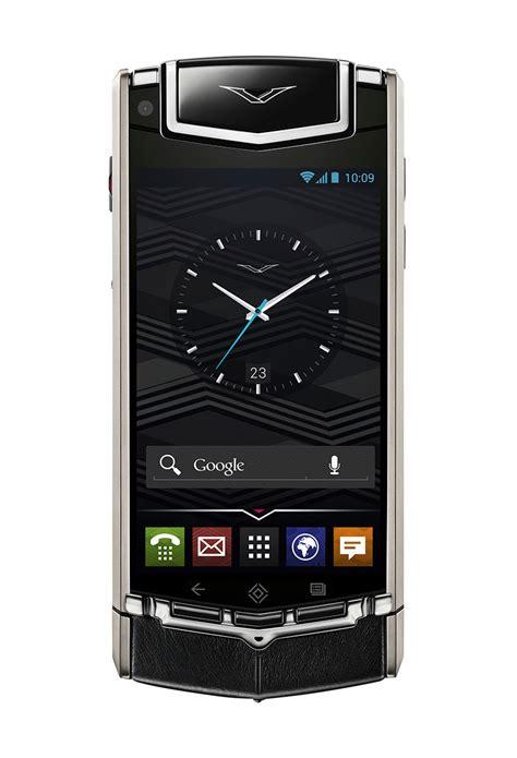 vertu luxury vertu ti android 10 000 luxury smart phone pursuitist