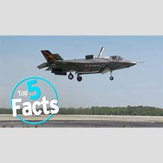 Top 5 Amazing F35 Fighter Jet Facts Youtube