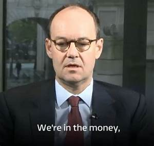 Sainsbury's CEO caught singing 'we're in the money' before ...