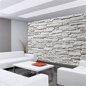 Steinwand Tapete 3d : vliestapete fototapete vlies tapete steinmauer steine steinwand steinoptik 3d 400x280cm ~ Eleganceandgraceweddings.com Haus und Dekorationen
