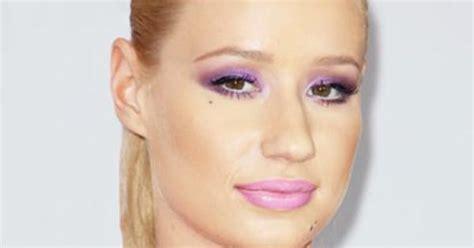 iggy azalea  makeup public appearance