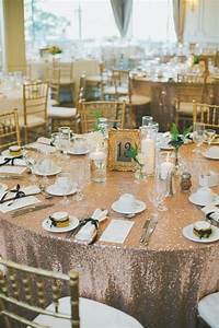 Chemin De Table Rose Gold : th me de mariage ma c r monie d 39 or et d 39 argent ~ Teatrodelosmanantiales.com Idées de Décoration